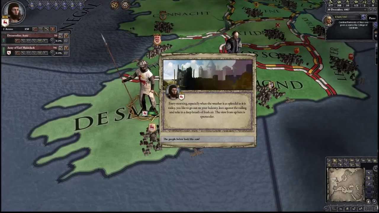 Crusader Kings 2 Beginner Tutorial Warfare