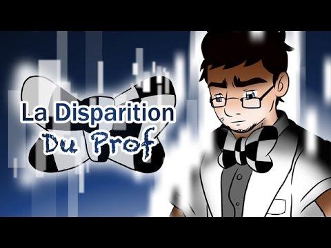 La Disparition du Prof - Fanmade SLG (Version originale)