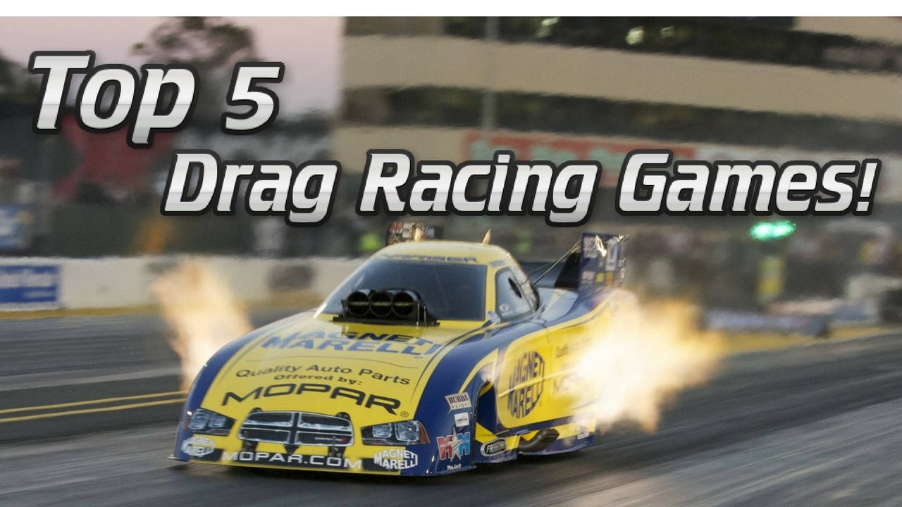 Drag Racing Game Archives