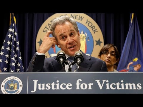 NY AG: Stunning abuse allegations surface