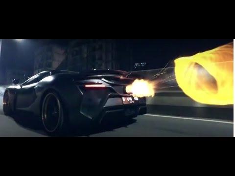 McLaren MP4 12C X PP Performance X Fi Exhaust - It's not the CGI ! It's REAL!!!