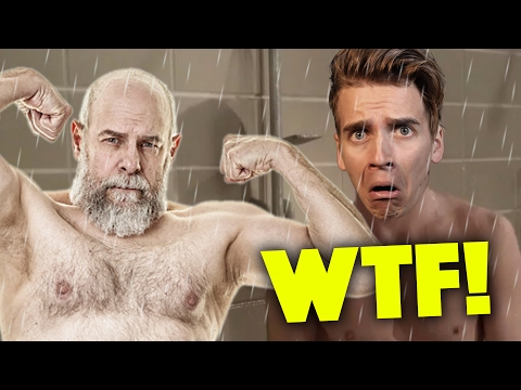 SHOWER WITH YOUR DAD SIMULATOR!(?)