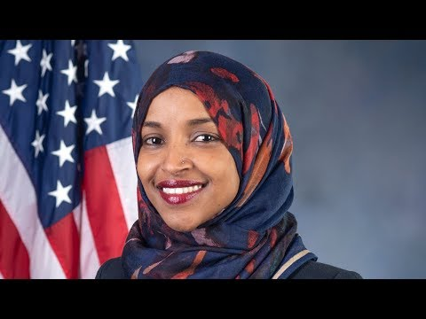 Rep. Ilhan Omar, From YouTubeVideos