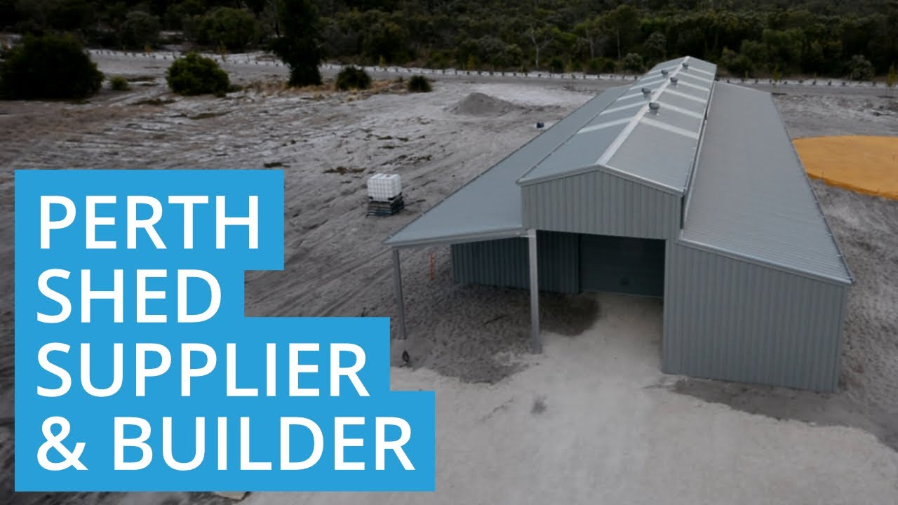 Byford Sheds Suppliers and Builders - Roys Sheds