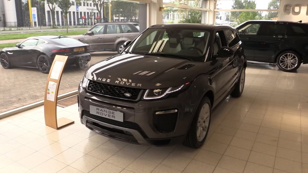 Rand Rover Evoque >> Land Rover Range Rover Evoque 2016/2017 In Depth Review Interior Exterior - YouTube