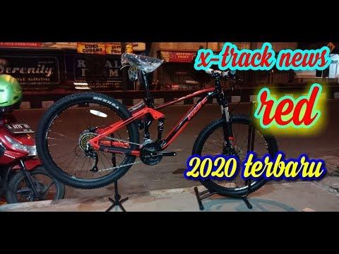 ❤ MTB PASIFIC X-TRACK NEWS 2020 TERBARU REED