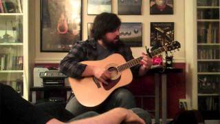 The Dear Hunter - Things That Hide Away (Casey Solo Acoustic)