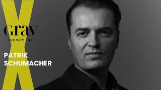 Patrik Schumacher of Zaha Hadid Architects joins us live for our Virtual Design EXPO Speaker Series