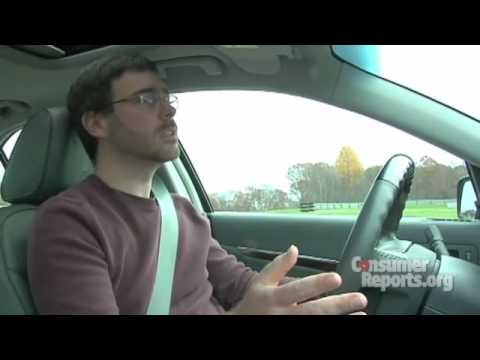 2010-2012 Lincoln MKZ Road Test | Consumer Reports