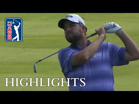 Marc Leishman's extended highlights | Round 1| BMW Championship