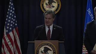 Attorney General William P. Barr Announces Launch of Operation Relentless Pursuit