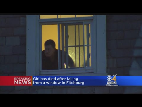 Girl Dies After Falling From Fitchburg Window