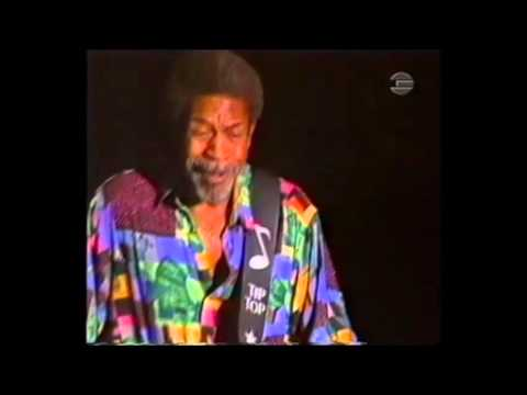 Luther Allison - Bad Love (Live At Sommerfest)