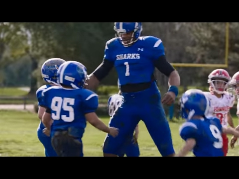 Cam Newton DOMINATES Pee-Wee Football Game in Hilarious Super Bowl Ad