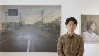 インターアート7セレクション 桜井 旭 作品展「on the way」