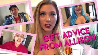 holiday gift advice from Allison! | tarte talk
