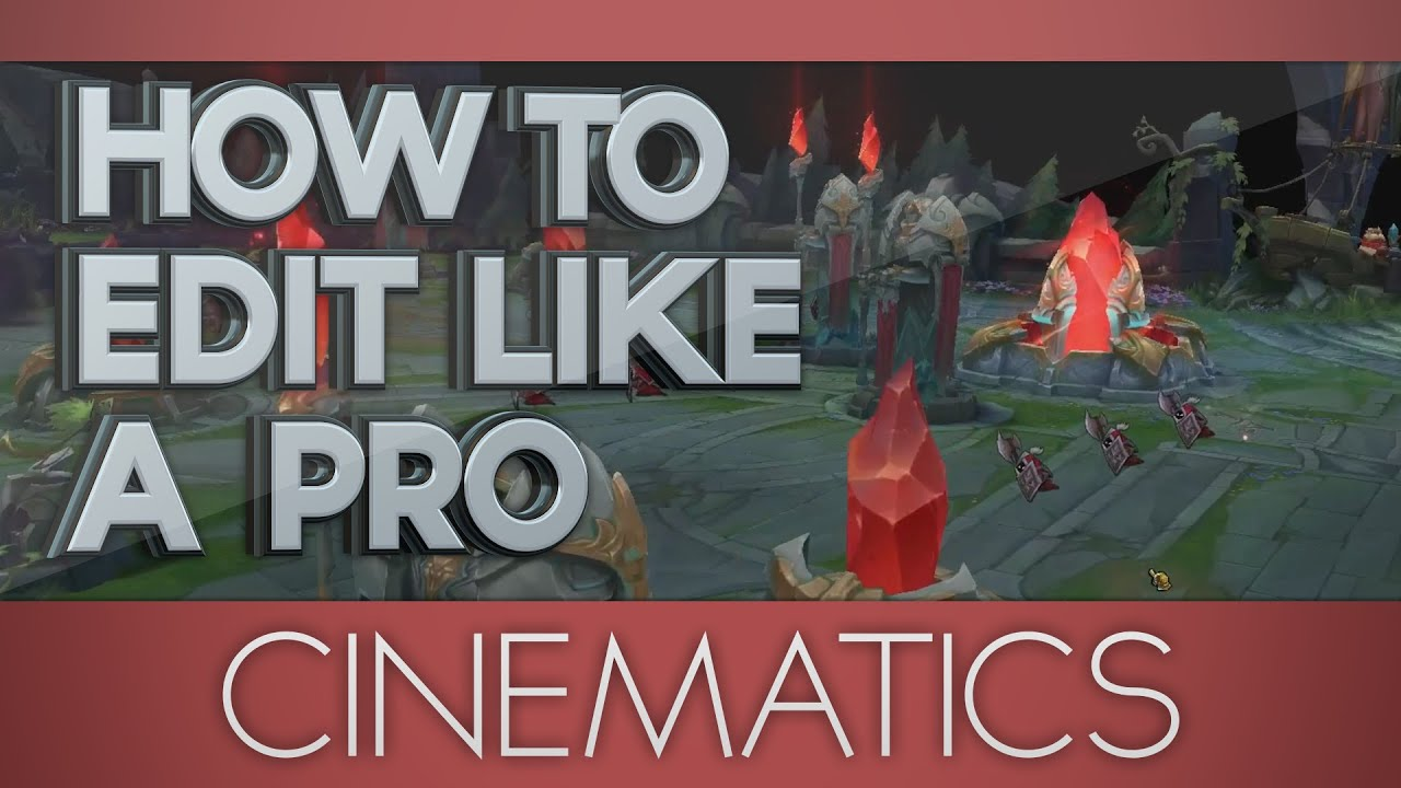 how to edit pictures like a pro