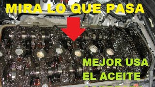 Lo que no sabes  del aceite de motor de tu carro DEBES VERLO!!!