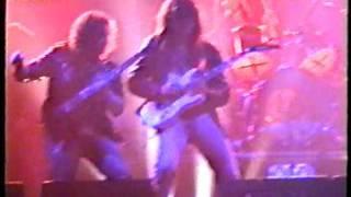 Los Suaves Zaragoza con Rock DAM La noche se muere Zaragoza 26 12 92