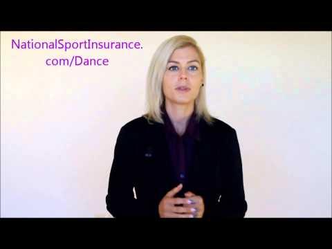 Dance Insurance