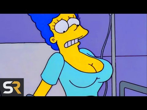 10 Dark Theories About Marge Simpson That Ruin Everything
