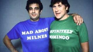 Placido Domingo & Sherrill Milnes - La Forza Del Destino : Invano Alvaro (Verdi)