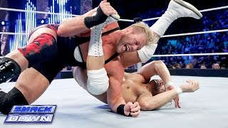 Jack Swagger vs. Bo Dallas: SmackDown, August 15, 2014