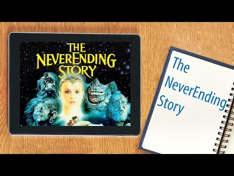 Double Layer episode 4: The NeverEnding Story Novel vs. Film and Fantasy analysis