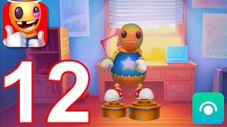 Kick the Buddyman Origins Gameplay Walkthrough Part 12 All Weapons iOS
