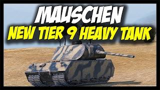 Download lagu Mäuschen New Tier 9 Heavy Tank World of Tanks Mäuschen Gameplay MP3