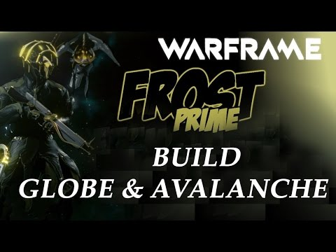 "BUILD FROST PRIME 364 % POWER STRENGTH "" DEFENSE - GLOBE & AVALANCHE """