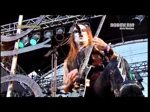 Behemoth - Demigod (Live Sweden Rock)