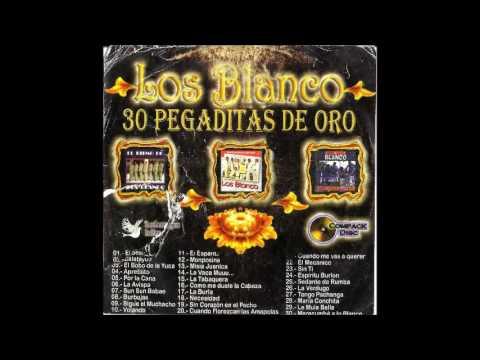 LOS BLANCOS - 30 PEGADITAS DE ORO