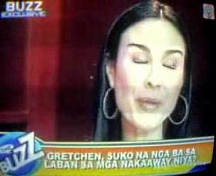 Gretchen Barreto interview