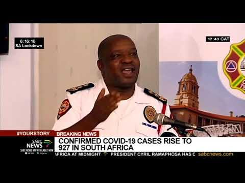 Coronavirus Lockdown I Pretoria deploys  service delivery operations