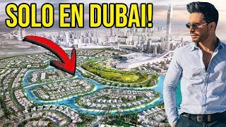 EL MEGAPROYECTO MILLONARIO DE DUBAI