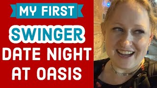 A swinging date night at Oasis!  Looking for more play friends together