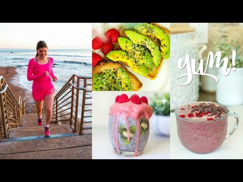 GET HEALTHY! What to Eat Before & After Your Workout
