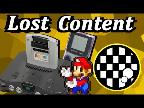 Lost Content: The Wide-Boy 64