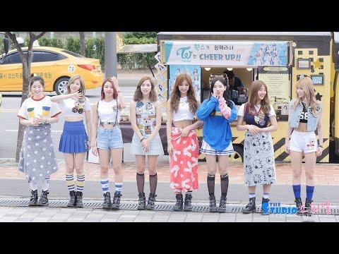 [4K] 160611 음악중심 트와이스 (TWICE) 역조공 팬미팅 by Spinel