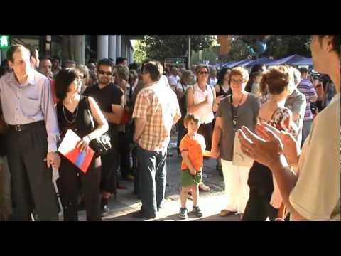 Flash Mob Òpera a l'Outlet al Carrer d'Igualada 1/2