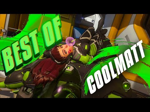 TOP PLAYS for Houston Outlaw's COOLMATT! (Overwatch Season 1) thumbnail