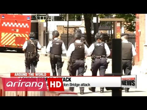 12 arrested after London Bridge terror attack