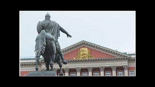 Смотреть видео Инженер Тарасов представил документы для выдвижения кандидатуры на пост мэра Москвы онлайн