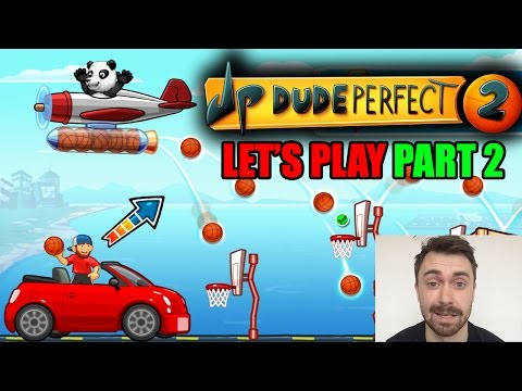 Let's Play Dude Perfect 2 - levels 31-60!