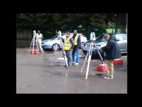 Short Courses in Land Surveying UK & Ireland