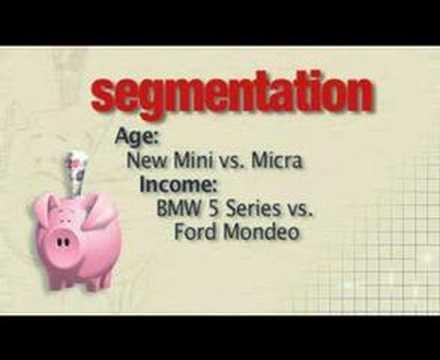 Market Analysis - Market Segmentation
