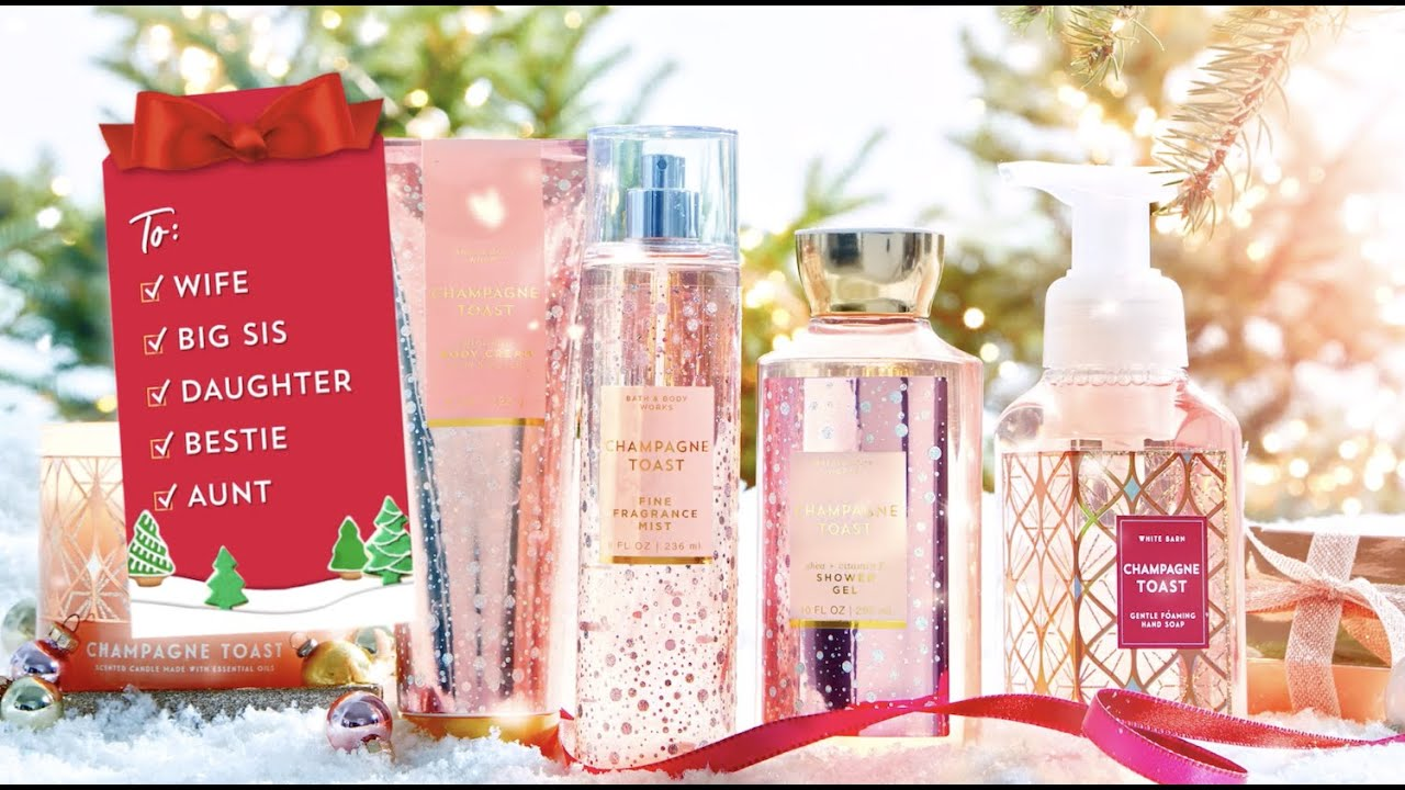 Bath And Body Works 2021 Christmas Mail Out Christmas 2019 Is Finally Here At Bath Body Works Youtube
