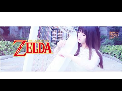 Great Fairy's Fountain_Legend of Zelda(Cover by Harp, violins, oboe and flute)