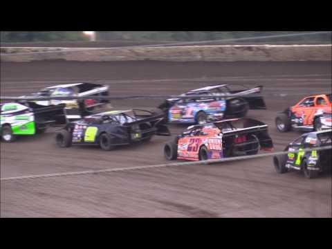 USMTS @ Deer Creek Speedway  Heat #1  9-24-2016  MTS